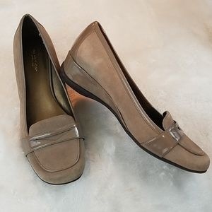 Kenneth Cole sz 10 'Very Penny' leather loafers